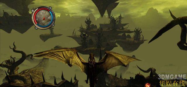 神界2�zj�yh�K�ZXZ�'�2X_arpg巨作 《神界2:龙骑士传奇》详细评测