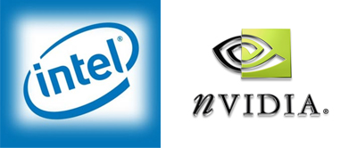 Intel+NVIDIA的专利与AMD展开PK