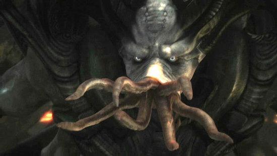 大家绝对会想不到游戏中的恶魔撒旦竟然是一个可爱的婴儿形象,但最后