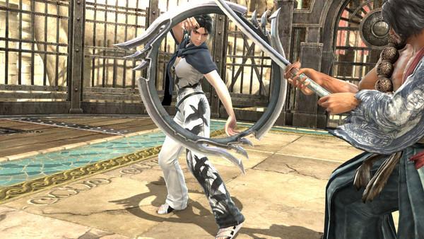 刀魂5服装包DLC发布 美女化身警察手持荆棘棒求虐