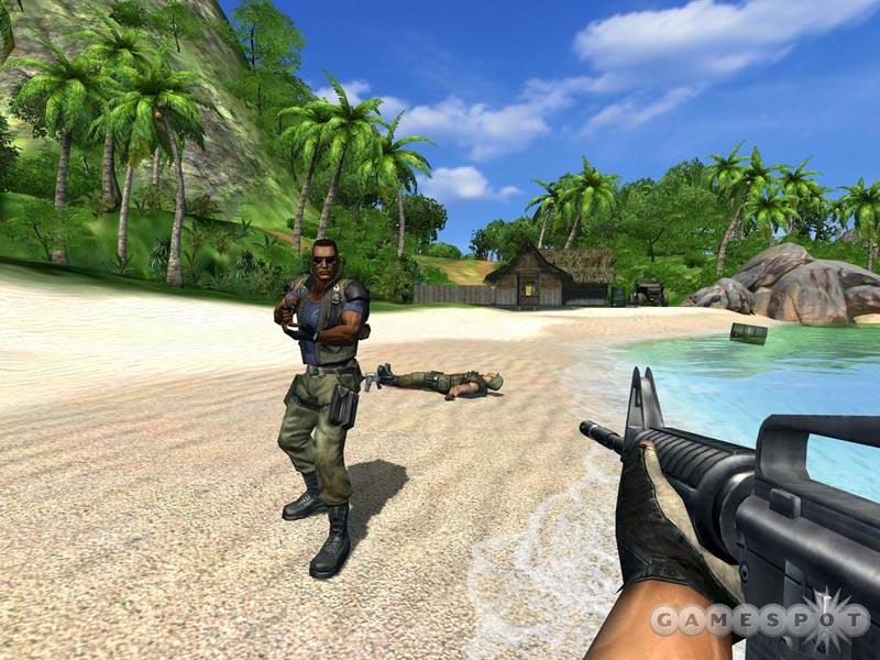 单机游戏大全 射击(fps) 孤岛惊魂   《孤岛惊魂》(far cry)的故事
