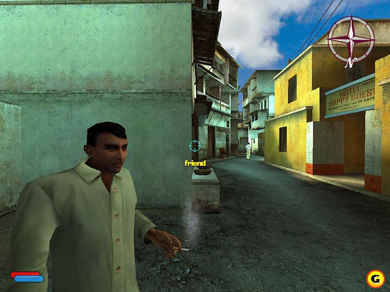当主视角射击游戏让人觉得似乎已经黔驴技穷的时候,大家是否还记得2000年年底出现的那款《无人永生》(No One Lives Forever)?这款游戏的出现的确在当时掀起了业界不小的震动,它凭借其间谍秘密行动式的独特游戏方式,高超的电脑AI水平,紧张刺激的枪战场景,华美的画面以及充满幽默的游戏感觉,赢得了不少玩家的一致好评。而现如今,新的《无人永生2》(No One Lives Forever 2)又即将推出,它的表现又会怎样?一起来看看吧。   《无人永生》之所以收到好评,还有一个重要元素我忘记提了,