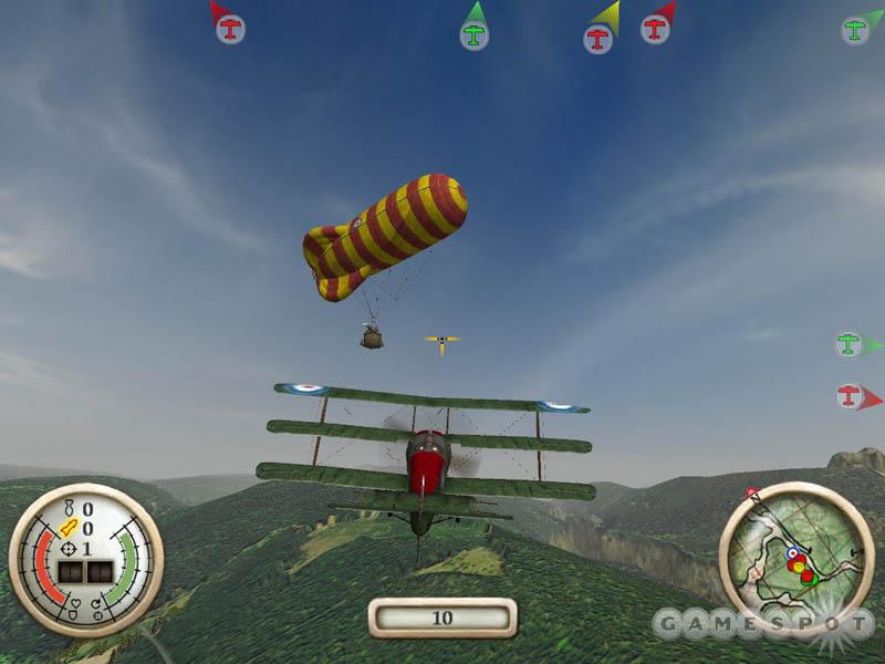 游戏简介: 《战争之翼》是由Gathering公司负责发行的一款以第一次世界大战为题材的空战类型游戏,该作品由SilverWish公司负责开发制作,对应平台为Xbox和PC。《战争之翼》具有优良的操作及出色的画面,它将会带领玩家驾驶来自于同盟国和德国的各式各样的战机横扫欧洲,光是同盟国就有超过25架飞机可选。游戏者将作为一名飞行英雄亲身体验高速度的战斗,超刺激的行动。该作品预计会在今年秋天发售,售价初步定为19.
