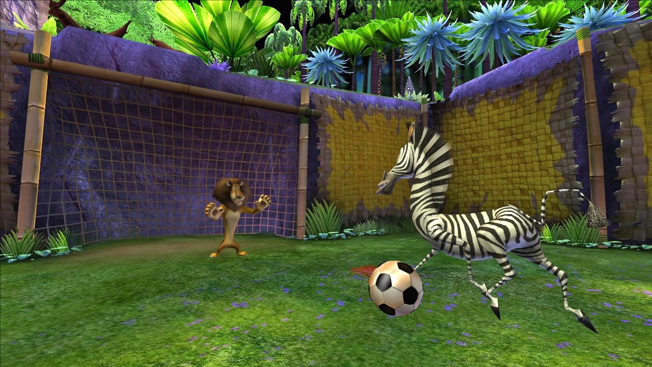 《马达加斯加2:逃往非洲》叙述纽约中央公园动物园的