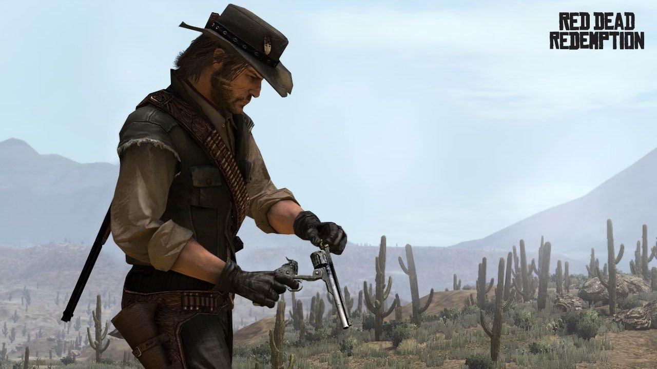 美国西部乡村风格_西部牛仔游戏《死亡救赎》即将在今年9月推出_www.3dmgame.com
