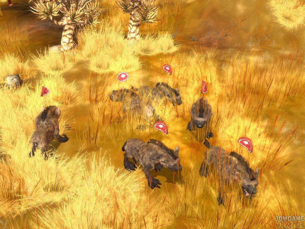 单机游戏大全 模拟经营(sim) 非洲腹地野生动物园