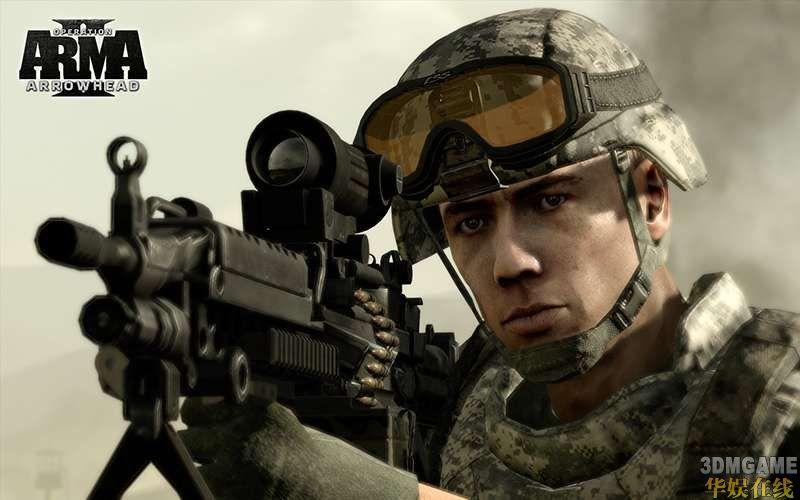 Bohemia Interactive(波希米亚工作室)日前宣布其《武装突袭2:箭头行动》独立扩展包将在6月29日发布。游戏故事延续前作的三年后,地点还是在塔吉克斯坦,战役发生在城市和山区等地方,玩家可以使用新式无人飞机实施空中打击。 《武装突袭2:箭头行动》的游戏背景设定在原作Chernarus的冲突结束三年后,美军被投送至中亚地区Takistan以重建和平并防止人道灾难。 在此资料片中,原作那郁郁葱葱的植被将难得一见,取而代之的是中亚特有的山区地貌。玩家可扮演美国陆军各个兵种,从一般的步兵到特种部队,