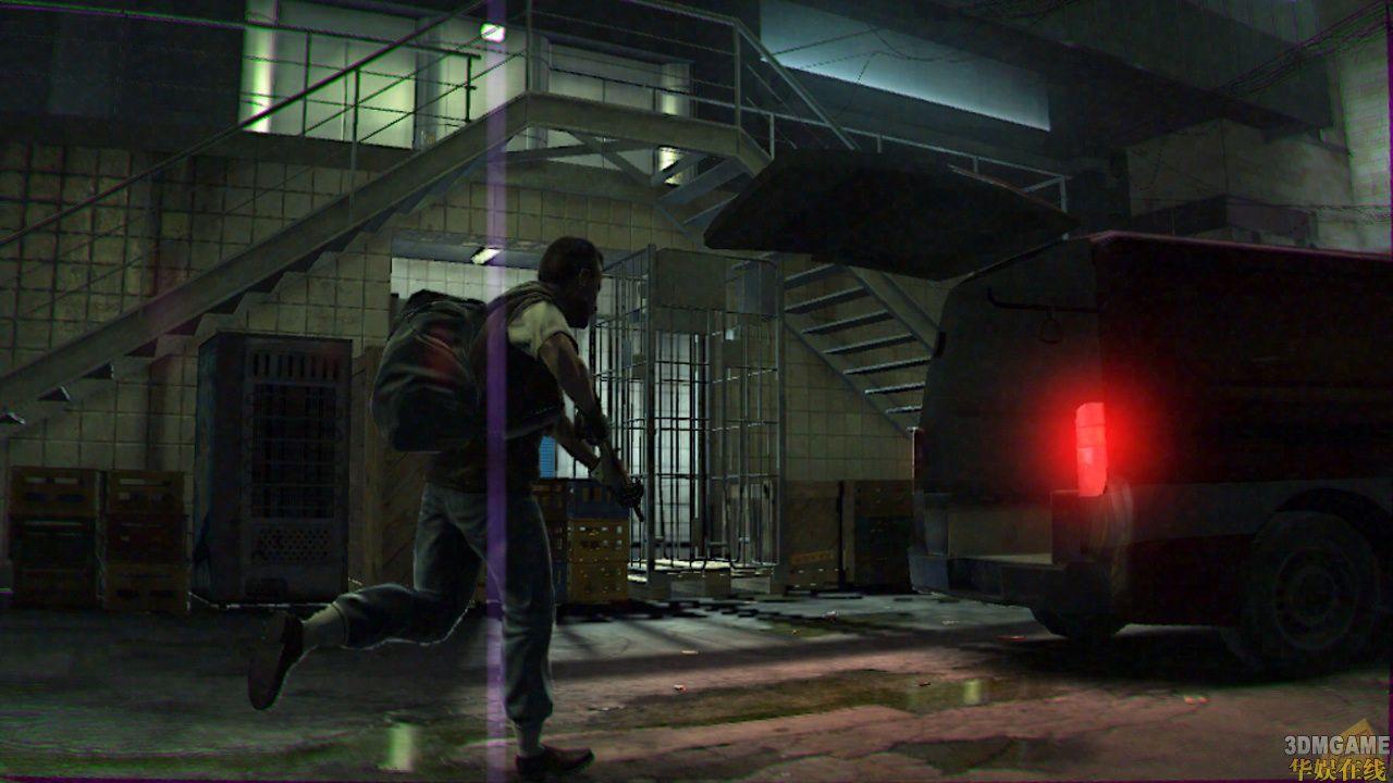 e3 2010:《凯恩与林奇2:伏天》实际游戏视频与大量截图图片