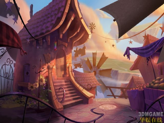 《谜画之塔2:暗夜飞行》9月上市