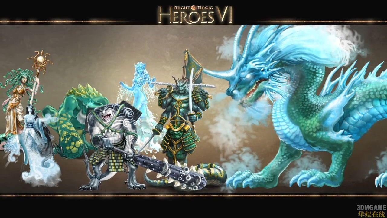 《英雄无敌6》瀛洲族详细介绍 让人耳目一新的种族