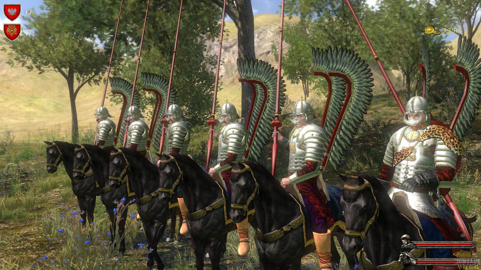 青木葵骑兵_《骑马与砍杀:火与剑》前瞻 火器会破坏平衡吗?