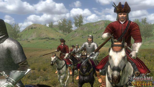 骑马与砍杀火与剑吧_《骑马与砍杀:火与剑》前瞻 火器会破坏平衡吗?_第2页_www ...