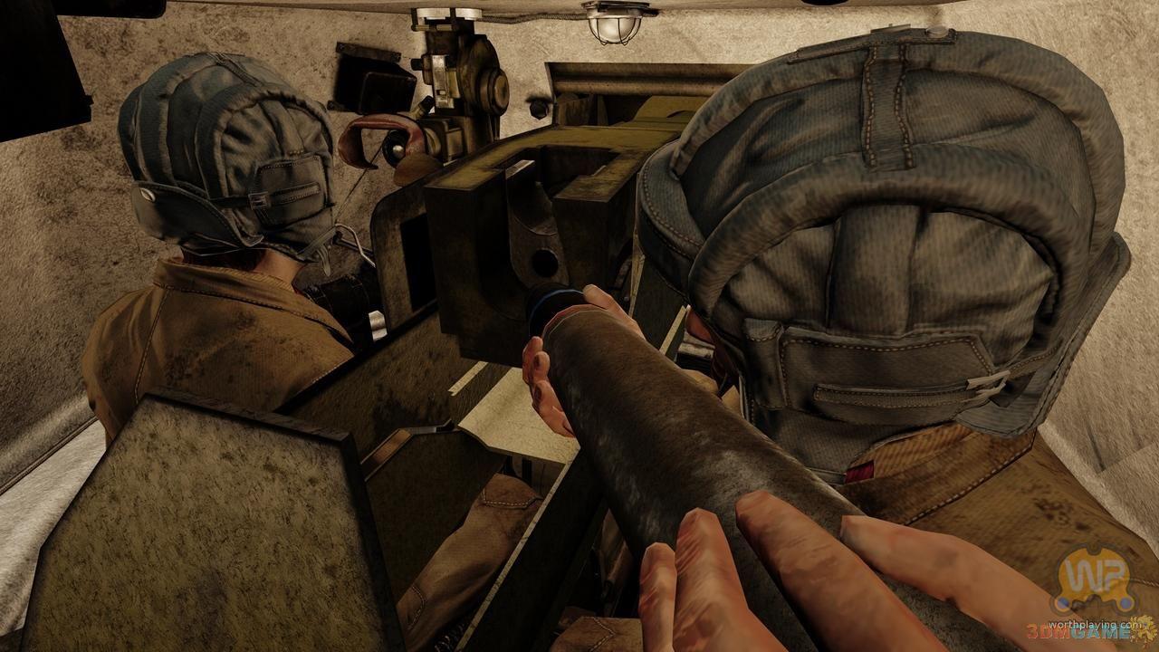 二战题材 红色管弦乐队2 最新游戏截图公布