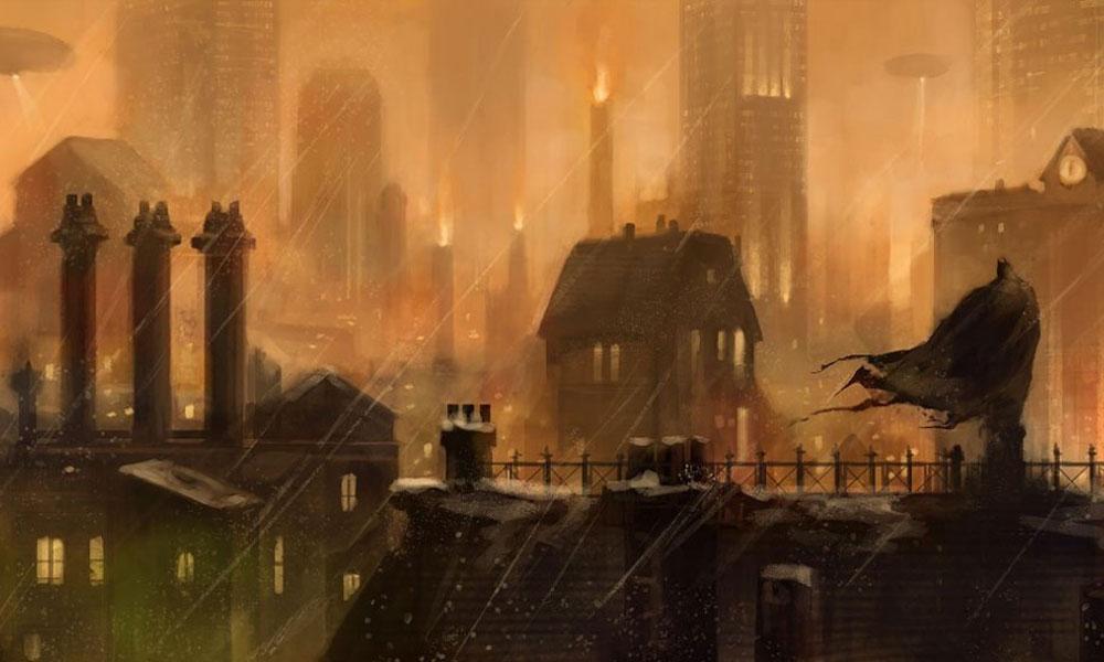 猫女乃真SM 《蝙蝠侠:阿卡姆之城》艺术图公布_第3页_www.3dmgame.com