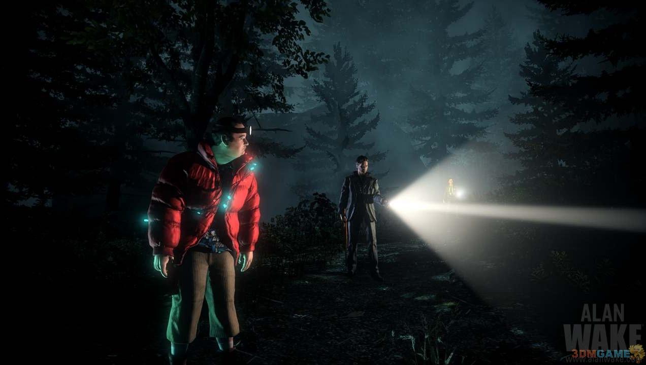 心灵杀手专区 游戏截图 3dmgame