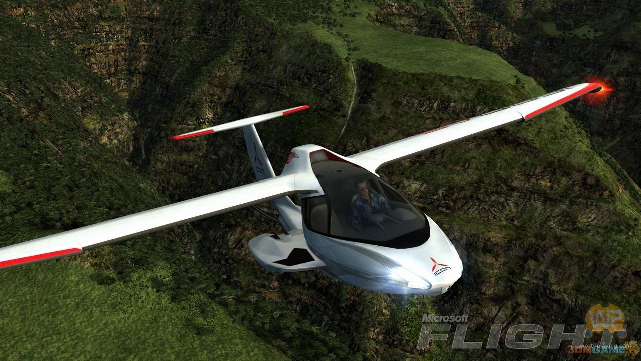 prepar3d控制飞机起飞