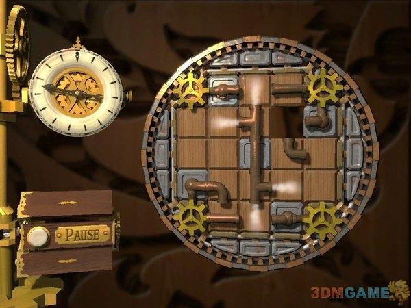 十二木头拼图解锁