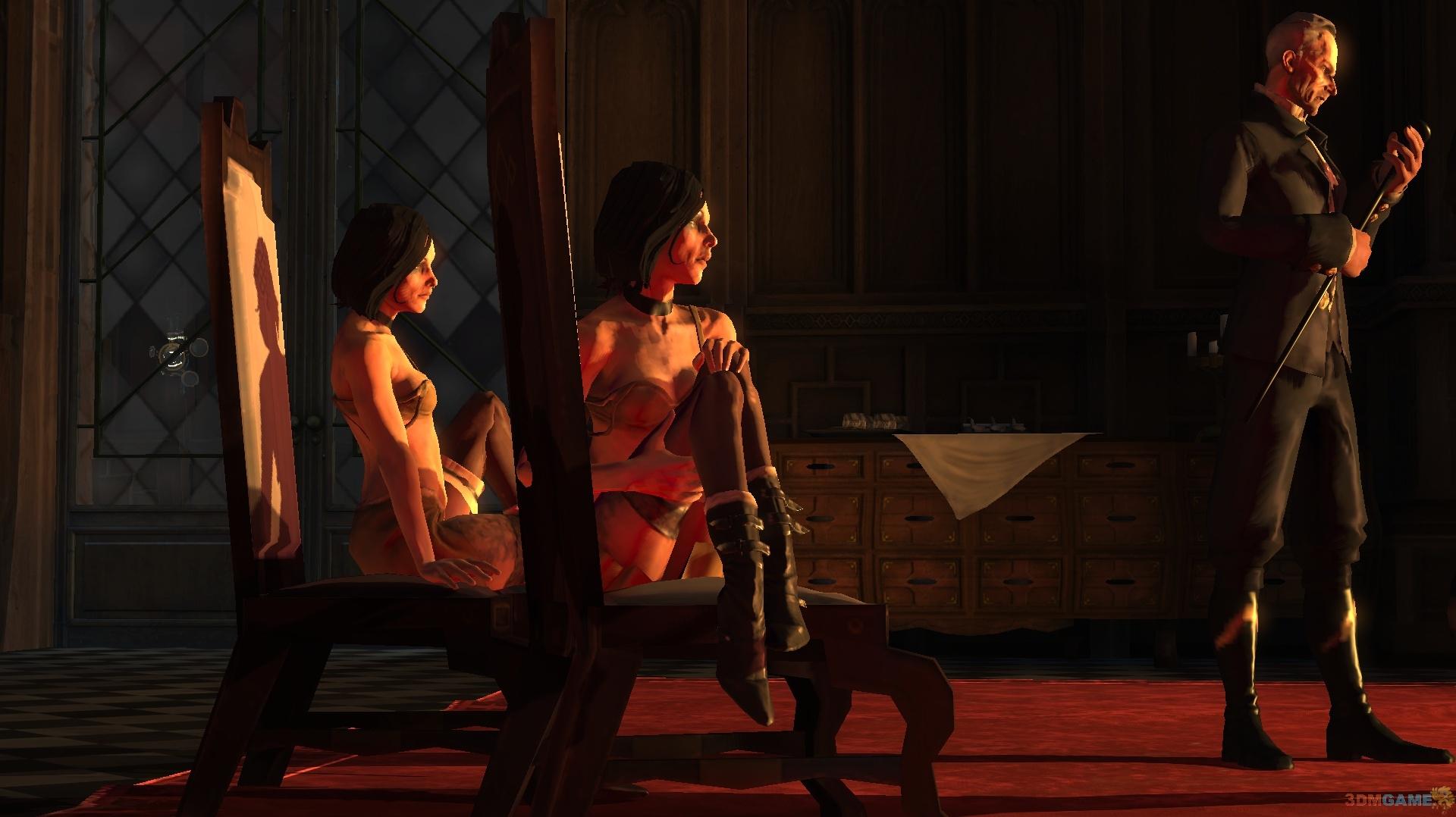 人称动作游戏《耻辱》公布重量级声优阵容(1920x1078,742k)-羞