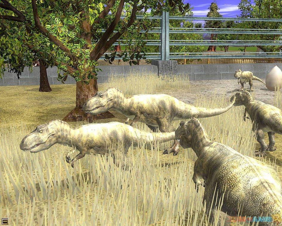 《野生动物园大亨2:恐龙世界
