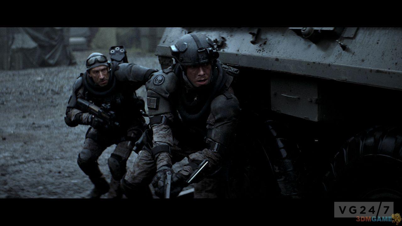 育碧公布电影v电影电影真人《阿尔法》最新宣传片德州杀场幽灵图片