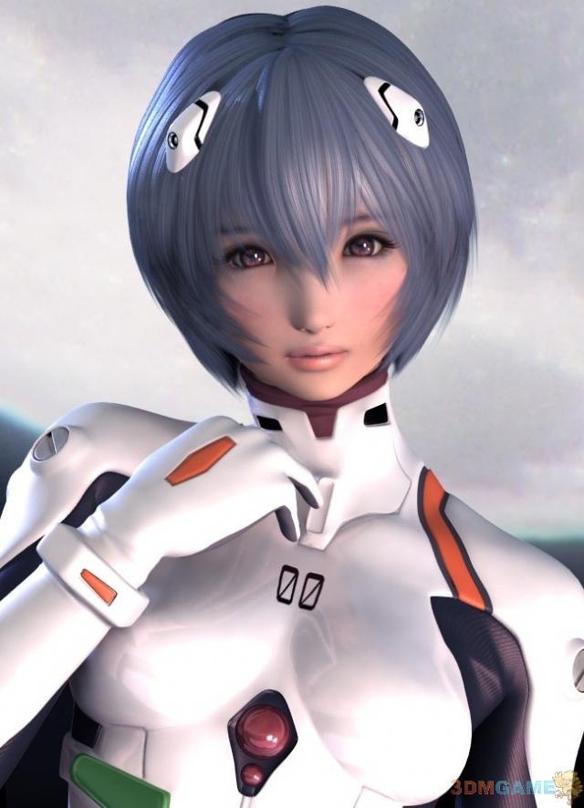童颜爆乳别有风味!日本超人物游戏美女3D性感性感攻击力海滩4同人图片