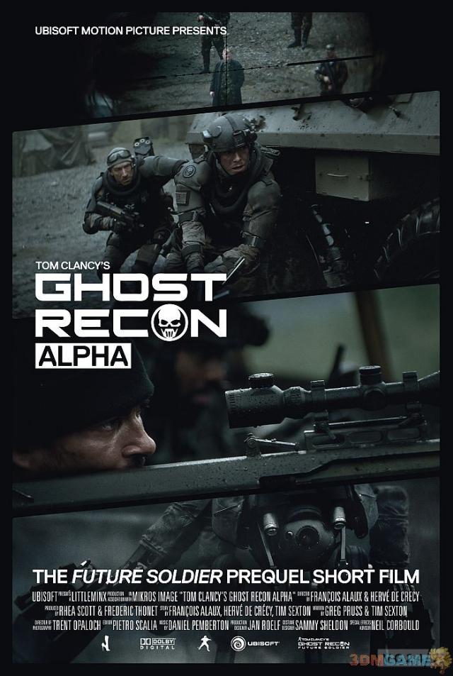 育碧公布幽灵行动真人电影《阿尔法》最新宣传片_第3页_www.3dmgame.com