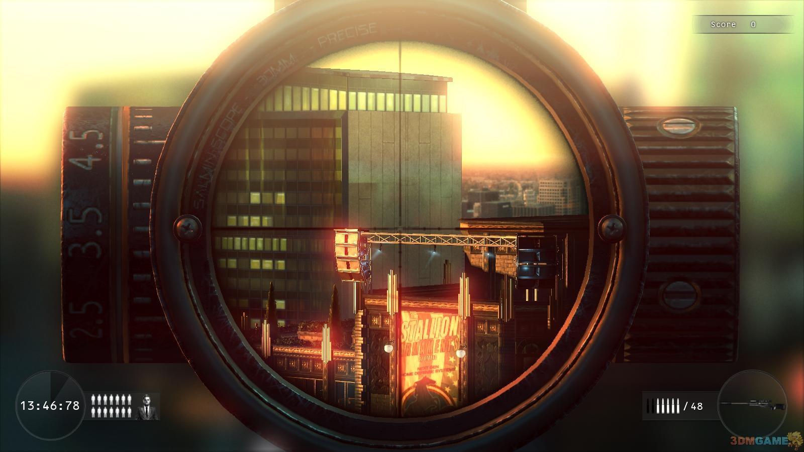 杀手5:狙击挑战》图文攻略(上)_第2页_www.3dmgame ...