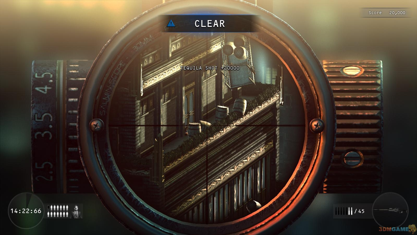 杀手5:狙击挑战》图文攻略(下)_www.3dmgame.com