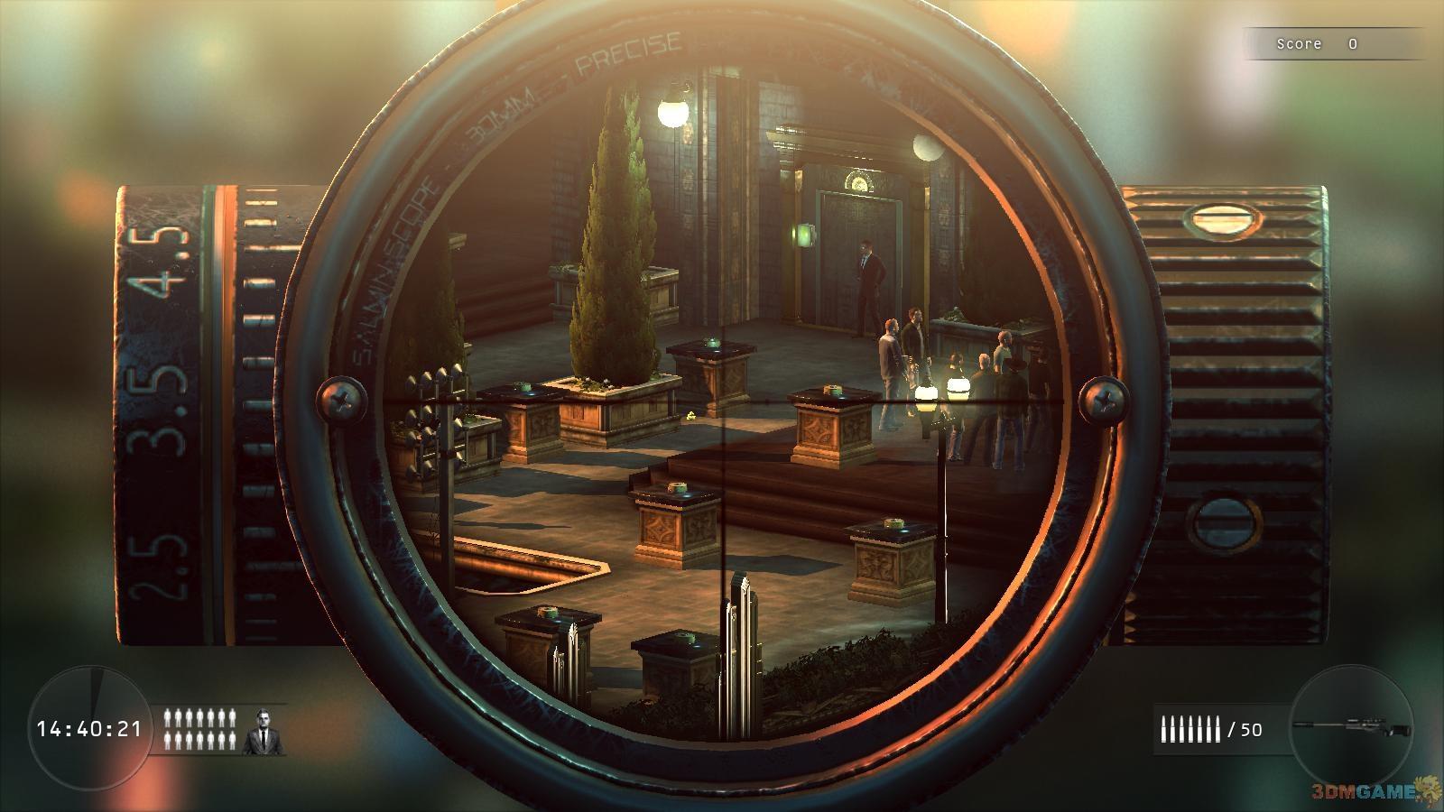 杀手5:狙击挑战》图文攻略(下)_第7页_www.3dmgame ...