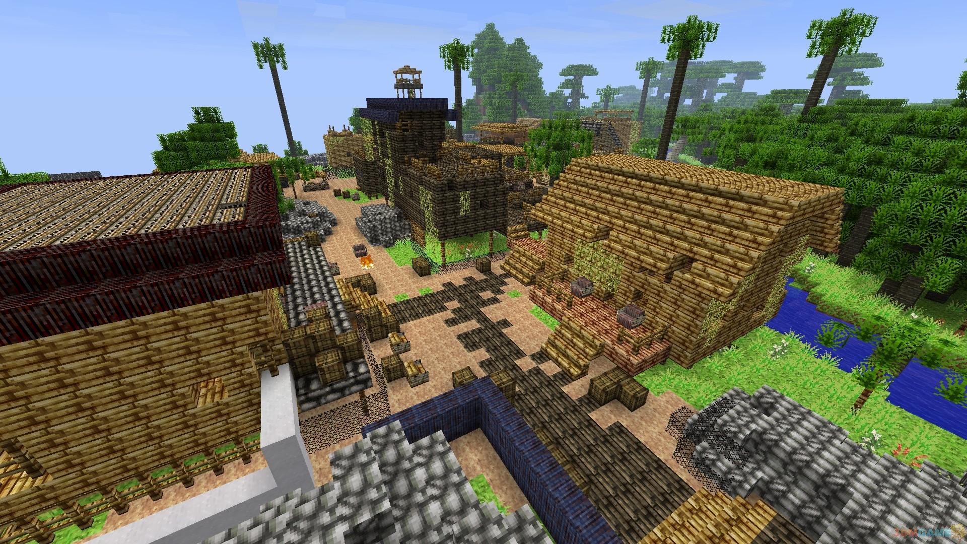 育碧官方制作《孤岛惊魂3》我的世界版mod下载公布