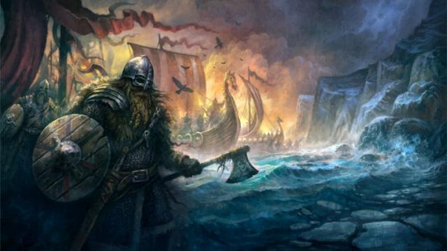 《十字军之王2》DLC维京人公布 维京人进犯速