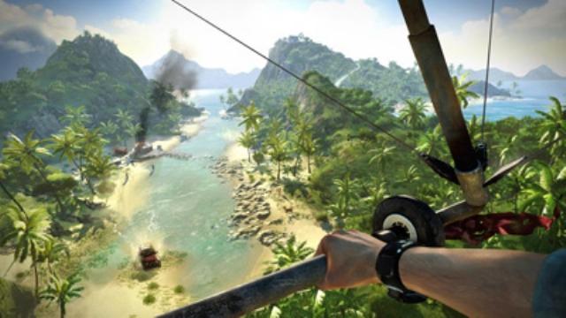 首页 手机壁纸 在《孤岛惊魂3》的世界中度假 如何过的好又便宜?