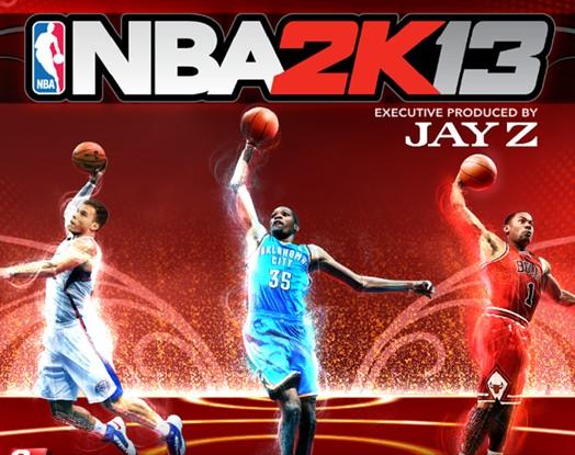 体育游戏王者《NBA 2K13》IGN评测-第1集