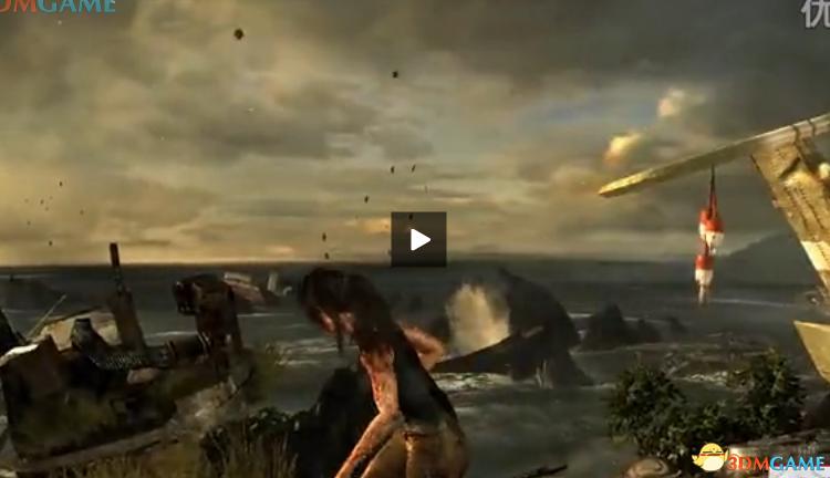 《《古墓丽影9》PS3与PS4版游戏画质大对比-古墓丽影9双世代画质对比