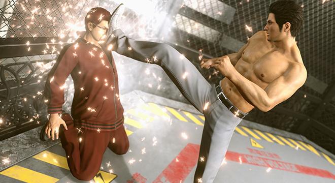 《如龙:极2》公布小游戏截图 各种恶搞无极限!