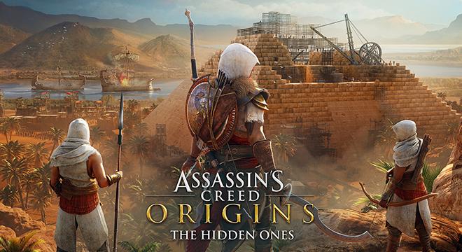 《刺客信条:起源》新DLC及季票公布 暴揍罗马军团