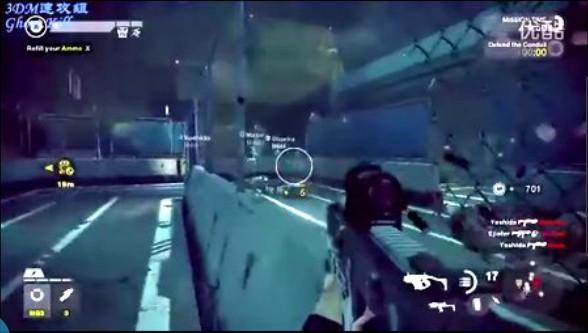 《边缘战士》流程视频攻略-第4集