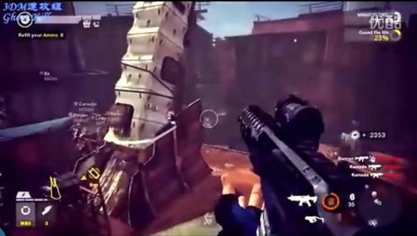 《边缘战士》流程视频攻略-第5集