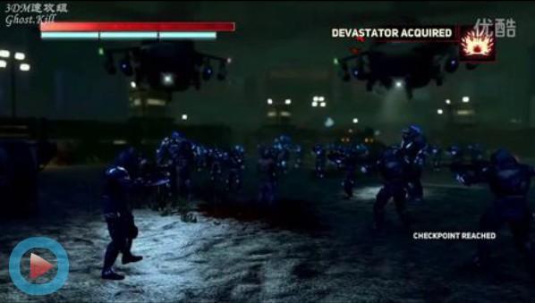 《虐杀原形2》二周目疯狂攻略-第3集