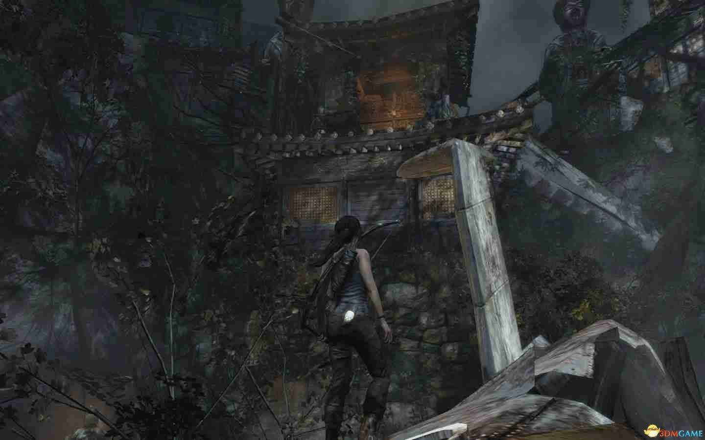古墓丽影9存档位置_古墓丽影9第一个隐藏古墓过法_www.3dmgame.com