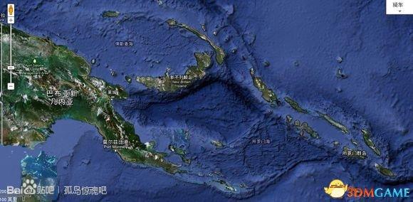 孤岛惊魂3 真实地理位置 最详细分析 终结版