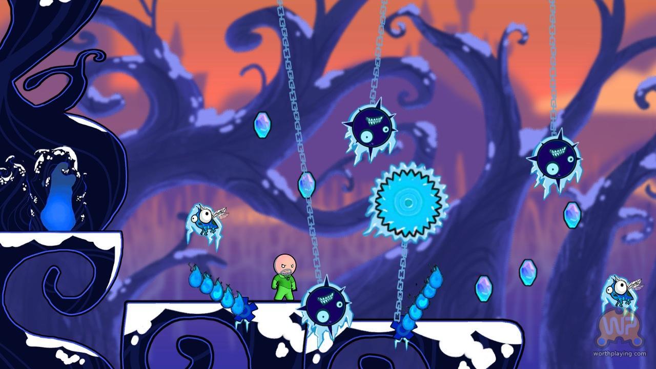育碧将在今年内推出一款名叫《云端王国》(Cloudberry Kingdom,暂译)的X360游戏。本作是一款完全随机生成关卡的过关游戏。每一关都与之前有所不同,确保永远不重复。 下面是本作的开发视频和游戏截图,一起来欣赏一下。      更多精彩尽在 云端王国专题:
