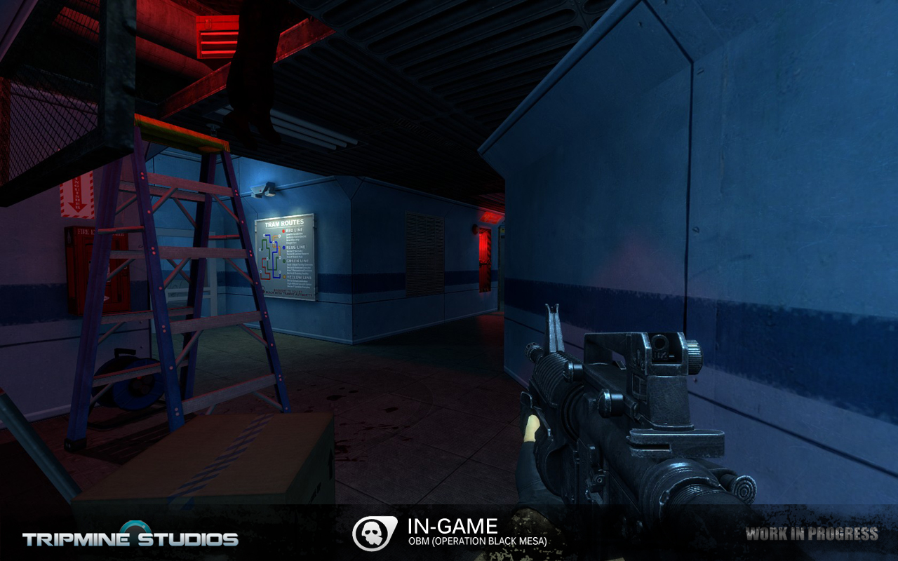 for Operation black mesa download
