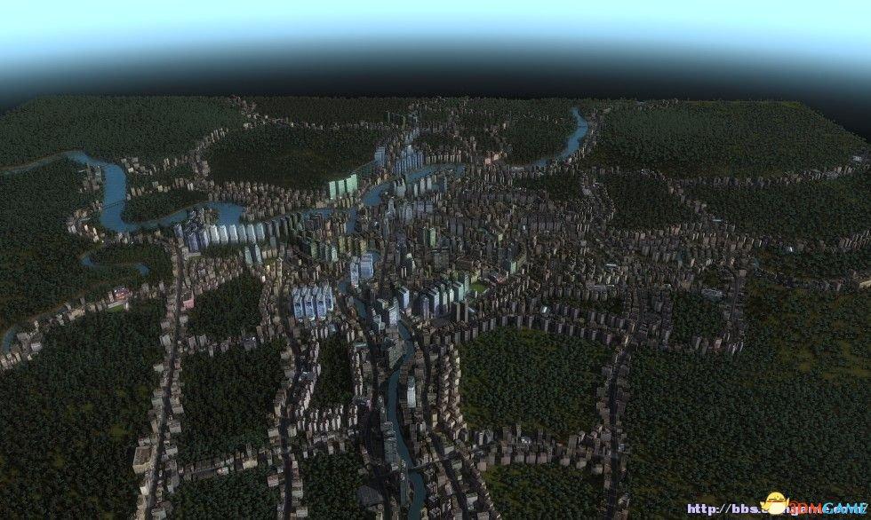 都市运输2  新地图:福建省永安市