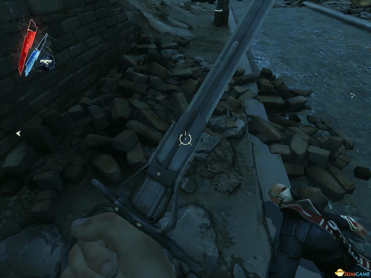 这把是非拿不可的因为钥匙绑定了    刺客刀:从锅里脱出刺客桌子上