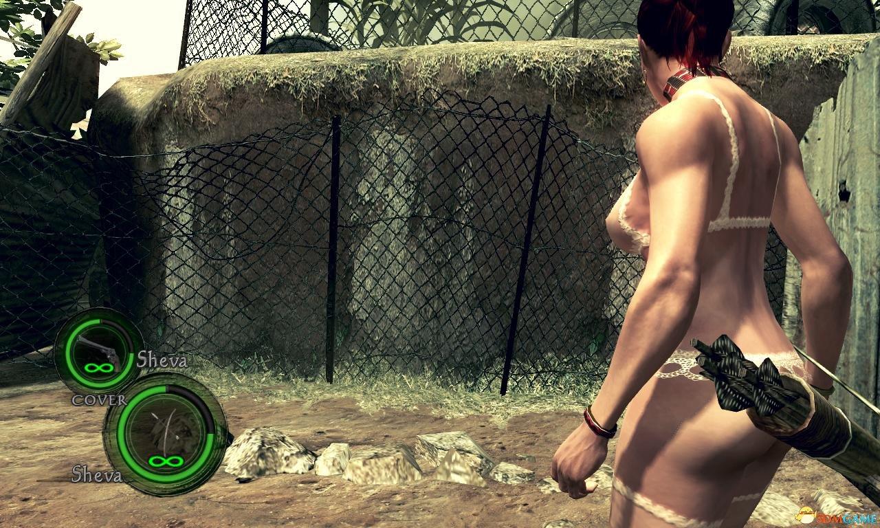 Resident evil 6 nude mod - 2 5