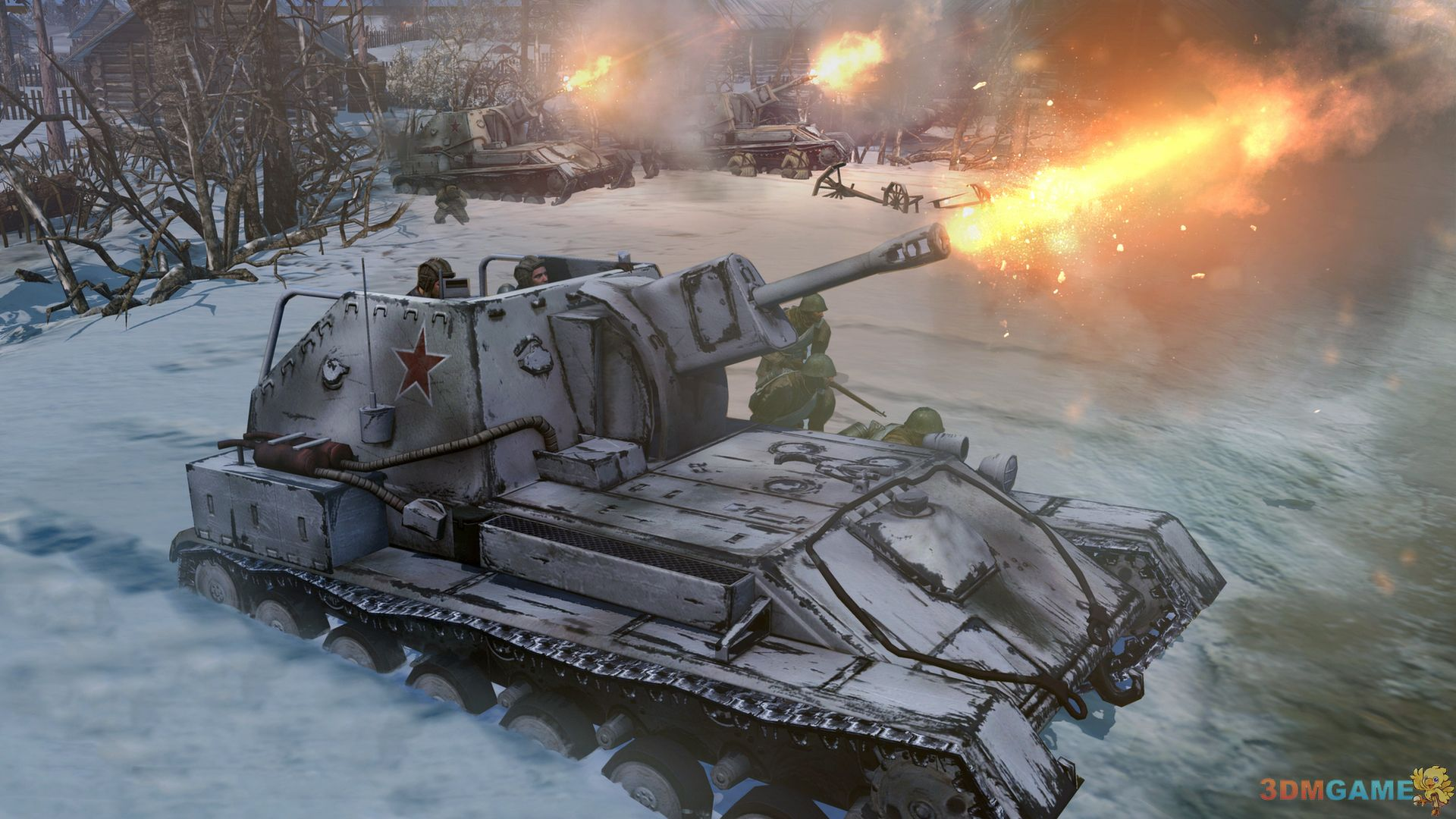 英雄连2 新手向游戏介绍 建筑物兵种对战教程