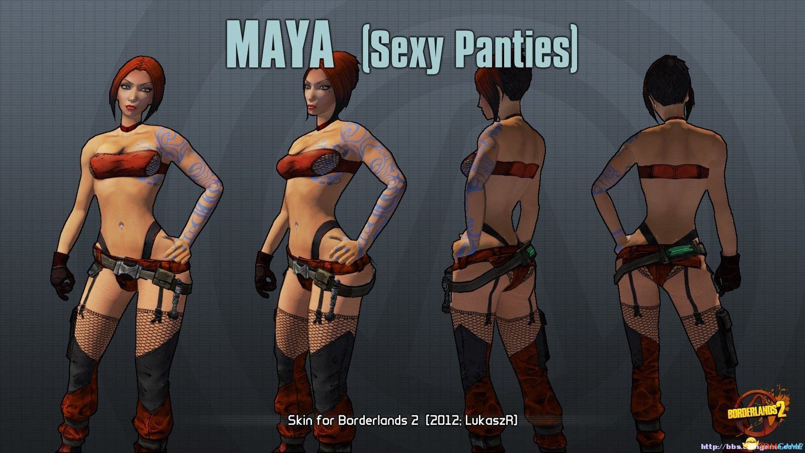 Borderlands 2 sex mod xxx pictures