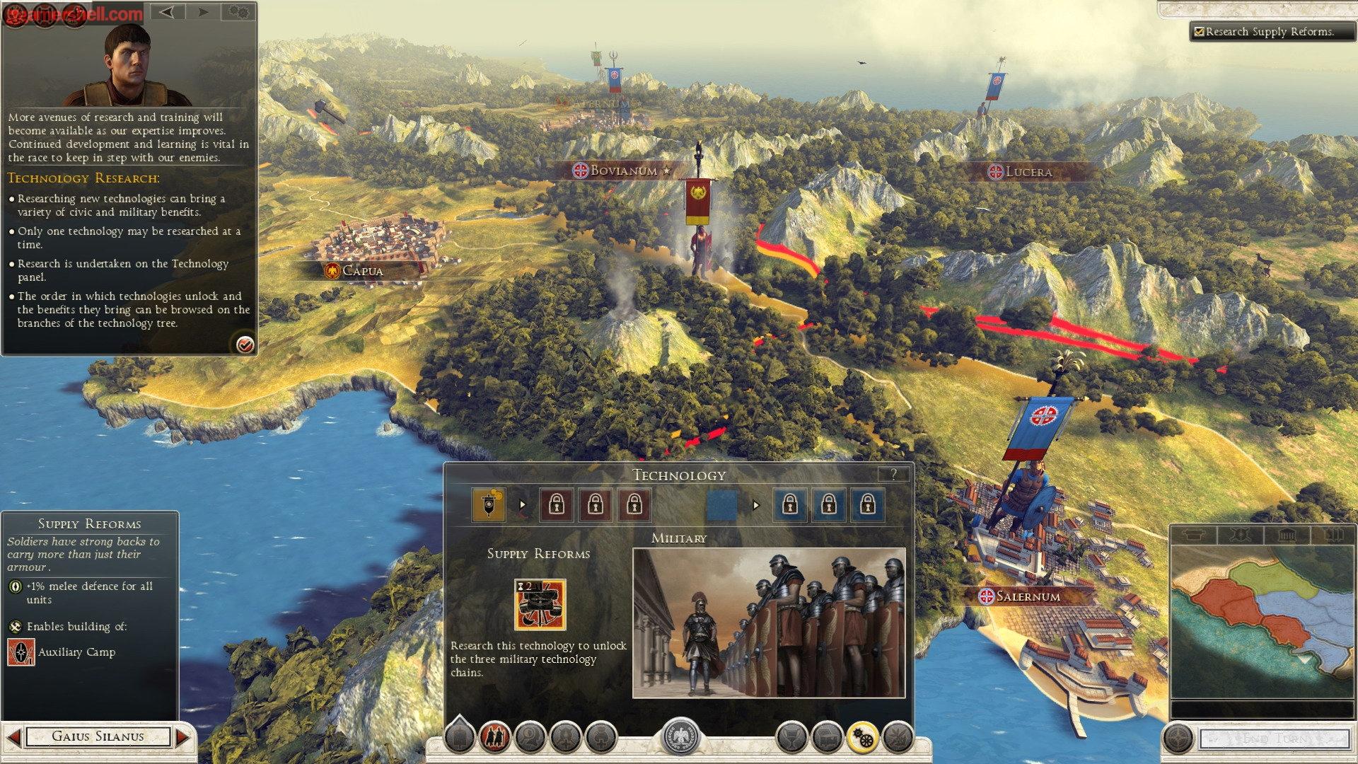 罗马全面战争手机壁纸