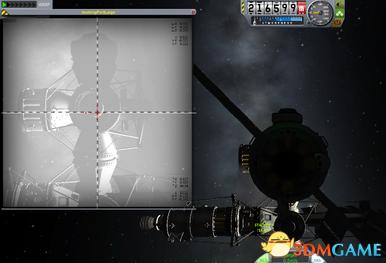 坎巴拉太空计划对接摄像头mod